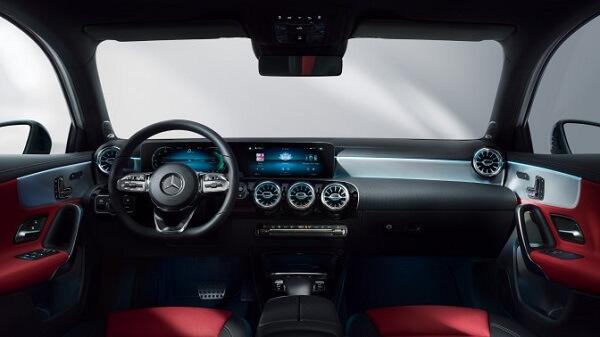 New A-Class, Mercedes-Benz