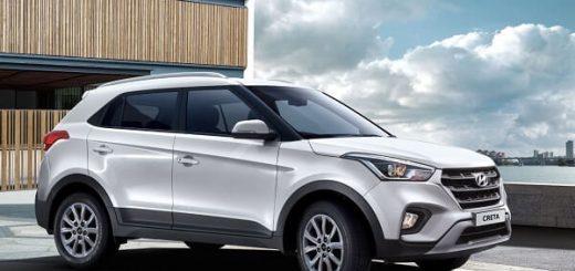 Hyundai Creta sideview