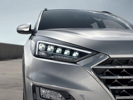 Hyundai Tucson, SUV