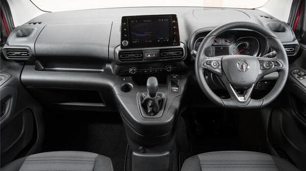 Opel Combo Interior