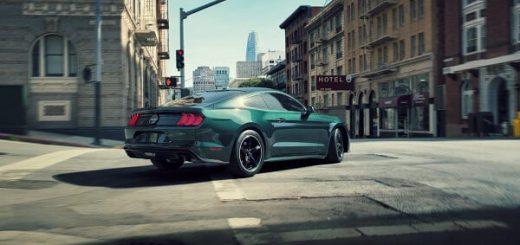 Mustang Bullitt - featured image