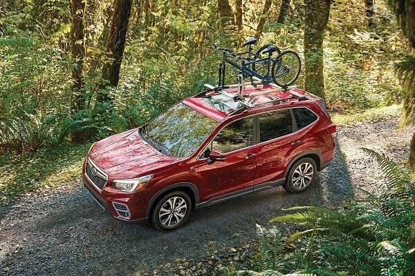 Subaru Forester Outdoors
