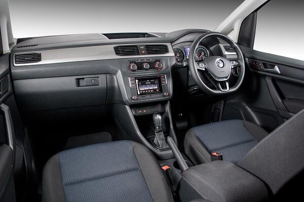 Volkswagen Caddy Trendline- Interior