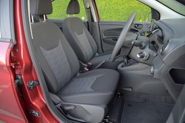 Ford Figo Titanium - Seating Interior