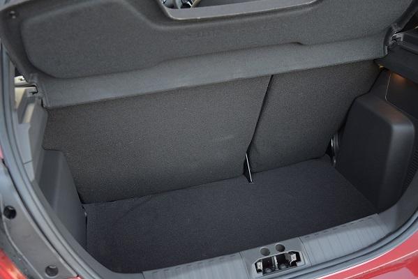 Ford Figo Titanium - Spacious