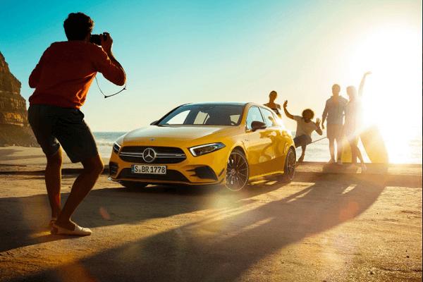 The Mercedes-AMG A 35 4MATIC | Auto Mart Blog