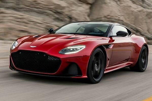 Aston Martin - DBS Superleggera - Exterior