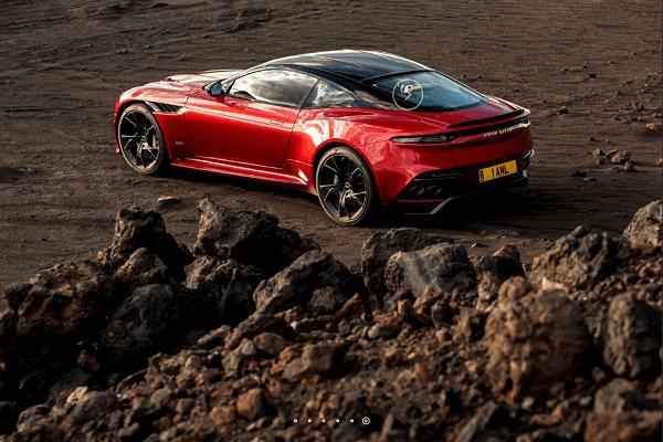 Aston Martin - DBS Superleggera - Featured