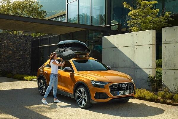 Audi Q8 - Sporty