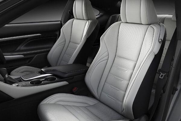 Hybrid Lexus - Interior