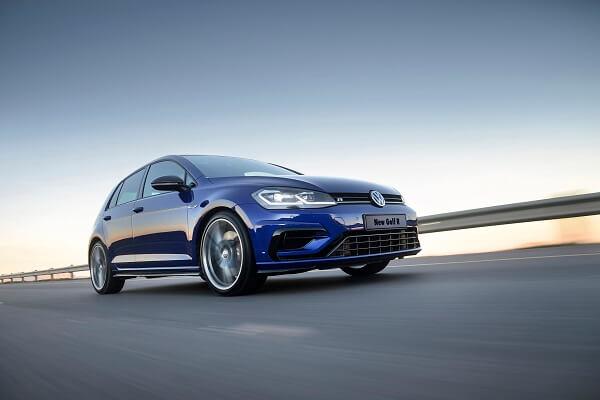 Golf R Volkswagen - Exterior