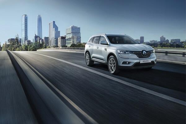 Renault Koleos - Front Exterior