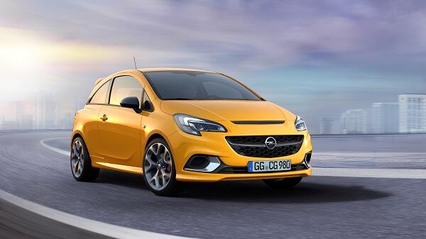 Opel Corsa Gsi - Exterior