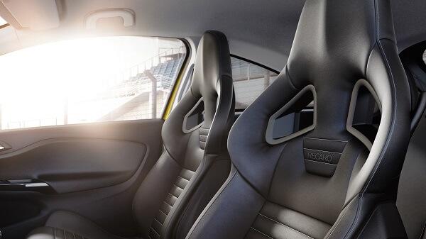 Opel Corsa Gsi - Interior