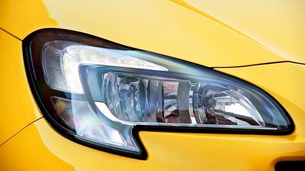 Opel Corsa Gsi - Spotlight