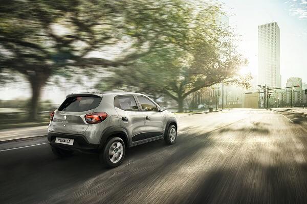 Renault Kwid - Back Exterior