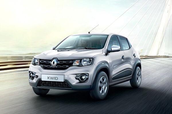 Renault Kwid - Front Exterior