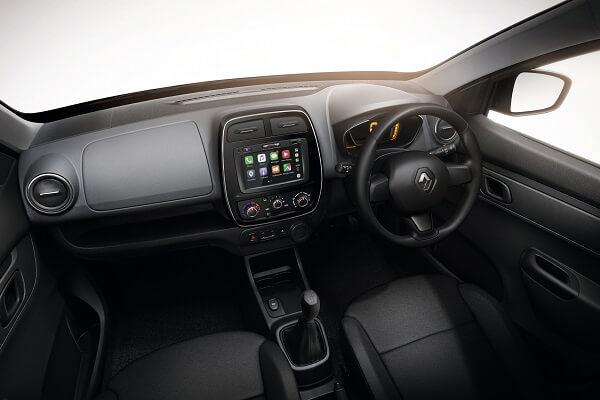 Renault Kwid - Interior