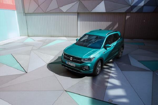 T-Cross - Volkswagen Full Exterior