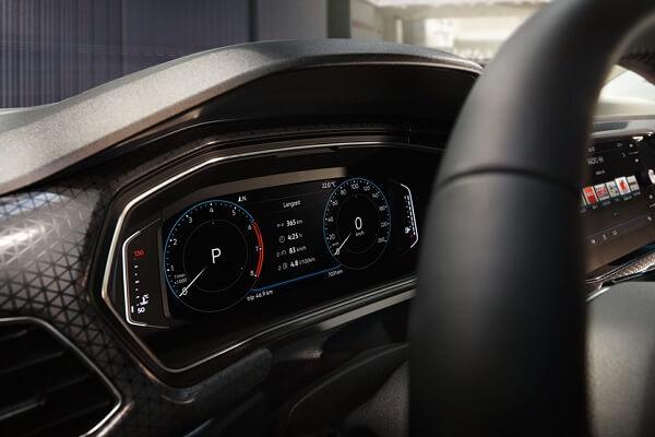 T-Cross - Volkswagen Speedometer