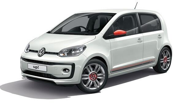 Volkswagen UP - Exterior