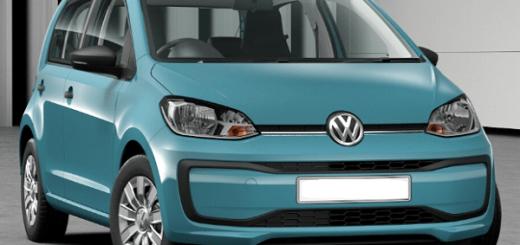 Volkswagen UP - Featured
