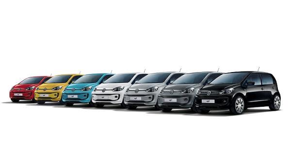 Volkswagen UP - Panorama