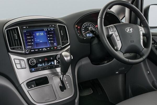Hyundai H1 - Interior