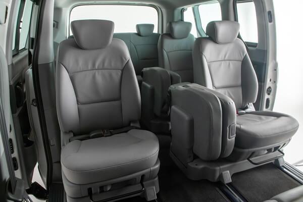 Hyundai H1 - Spacious Interior