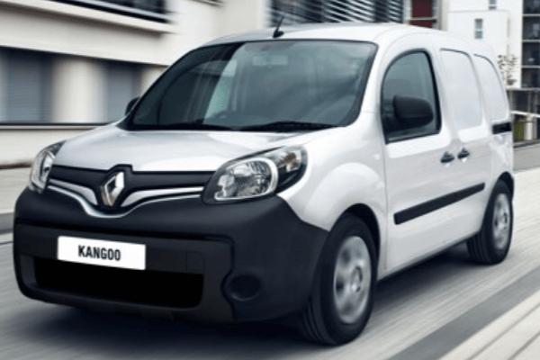 Kangoo Renault - Exterior