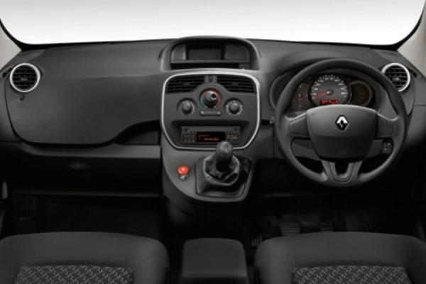 Kangoo Renault - Interior