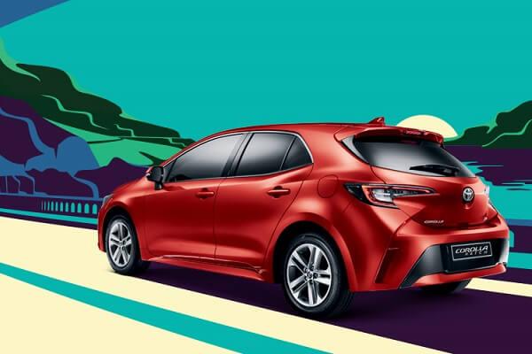 Toyota Corolla - Exterior