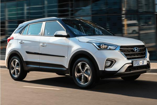 Hyundai Creta - Exterior