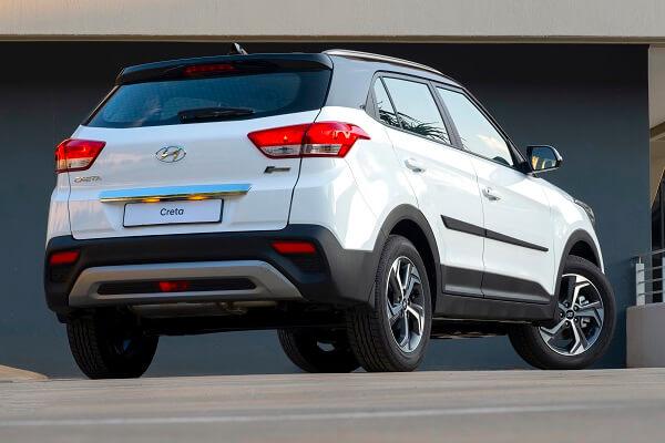 Hyundai Creta - Rear Exterior