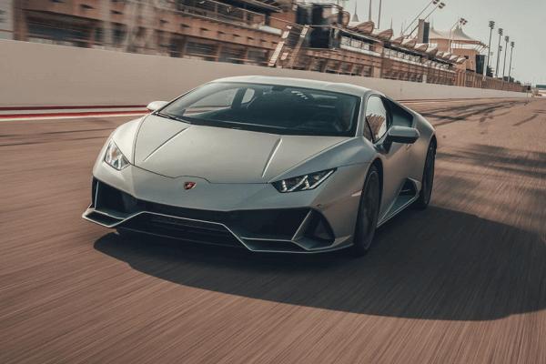 Lamborghini - Huracan evo - Exterior