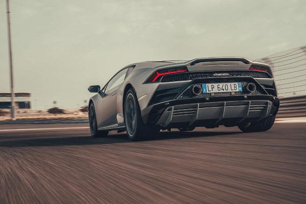 Lamborghini - Huracan evo