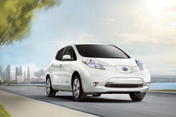 Nissan Leaf - Front Exterior