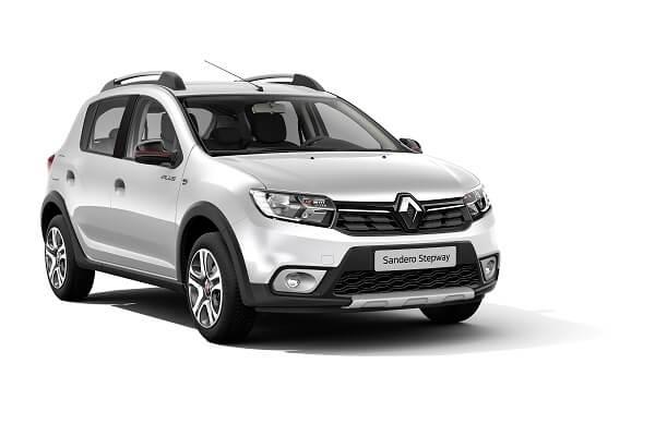 Renault Sandero Stepwayplus - Exterior