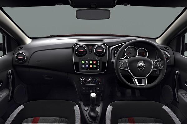 Renault Sandero Stepwayplus - Interior