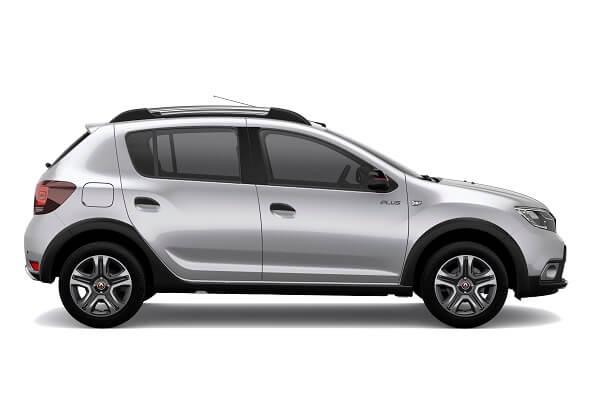 Renault Sandero Stepwayplus - Side Exterior