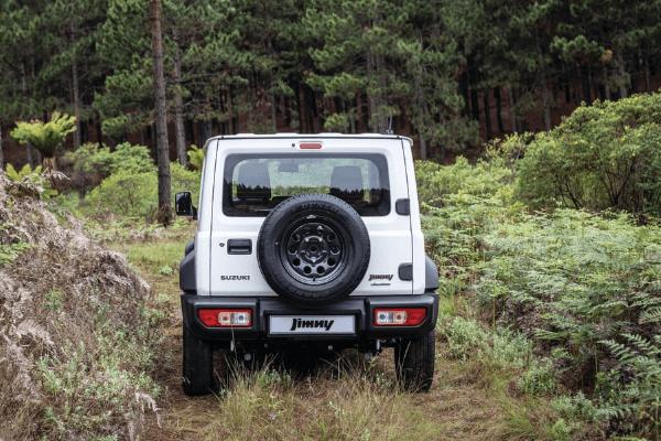 Suzuki Jimny - 4x4