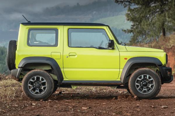 Suzuki Jimny - Exterior