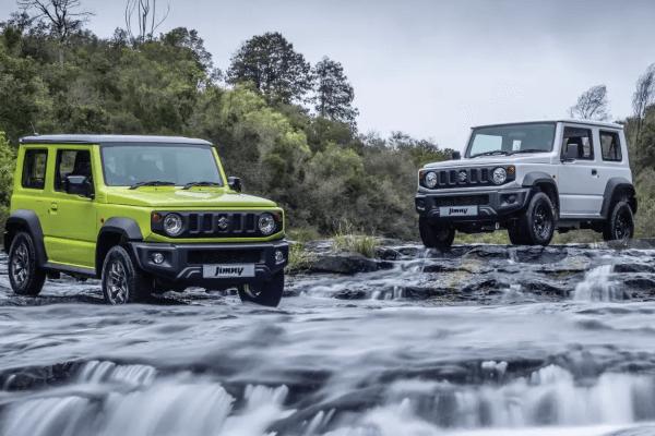 Dare to roam with the Suzuki Jimny | Auto Mart Blog