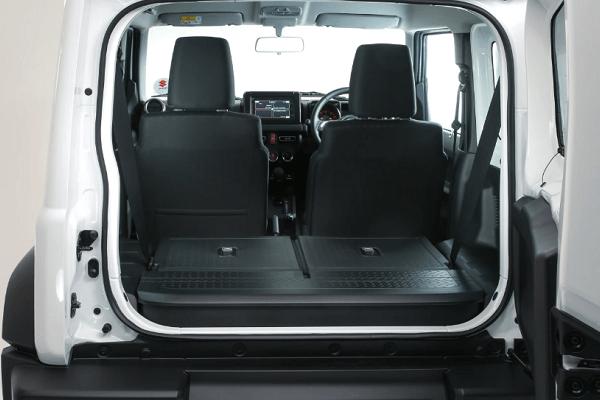 Suzuki Jimny - Interior