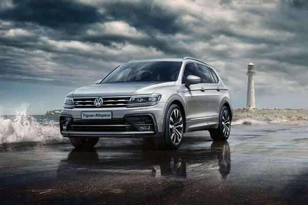 Volkswagen Tiguan - Front Exterior