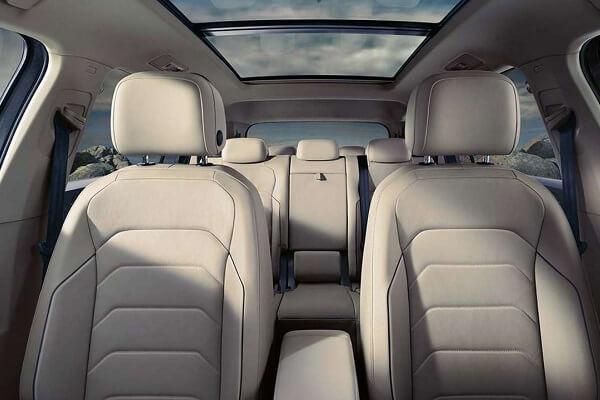 Volkswagen Tiguan - Leather Interior