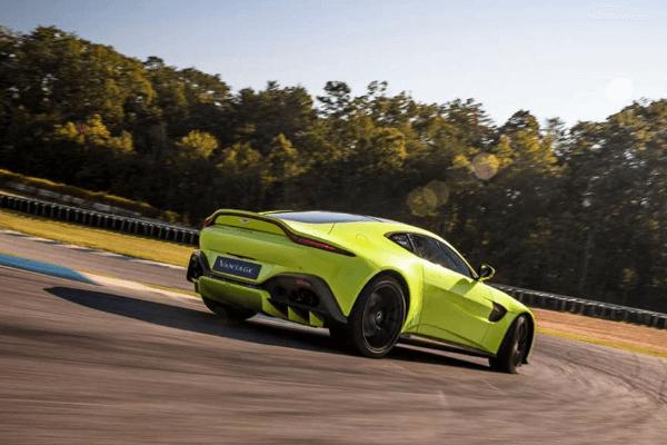 Aston Martin - Vantage Exterior - Auto Mart
