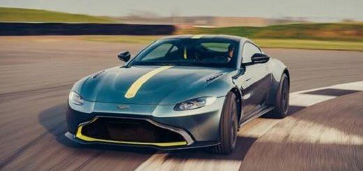 Aston Martin - Vantage Featured - Auto Mart