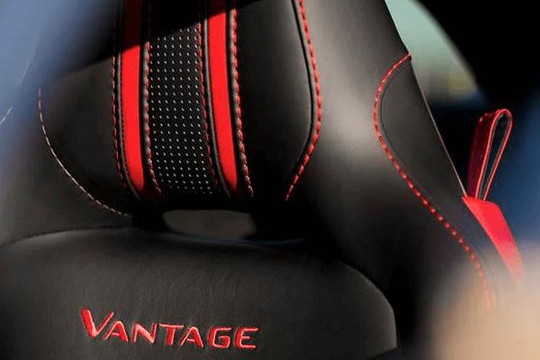 Aston Martin - Vantage Interior - Auto Mar