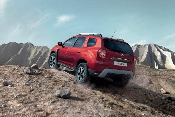 Renault Techroad - Back Exterior - Auto Mart